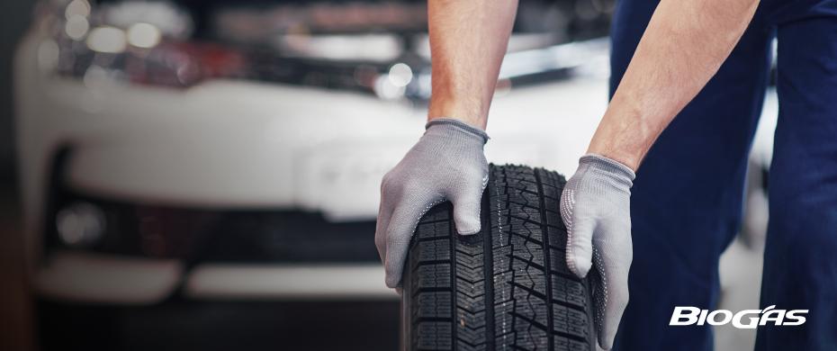 peças e acessorios pneus escamados