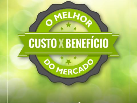 Biogas melhor custo beneficio